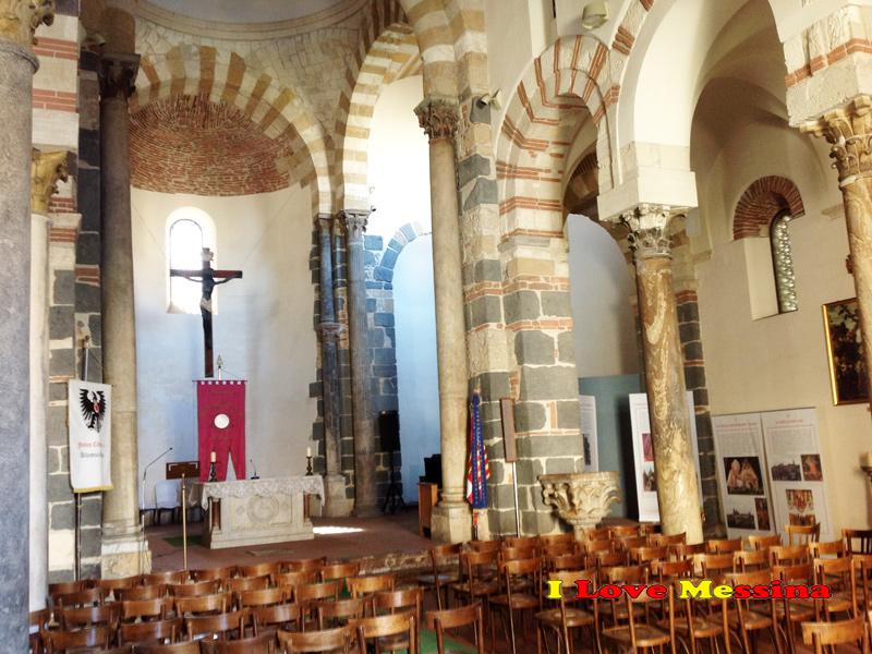 La Chiesa dei Catalani interno