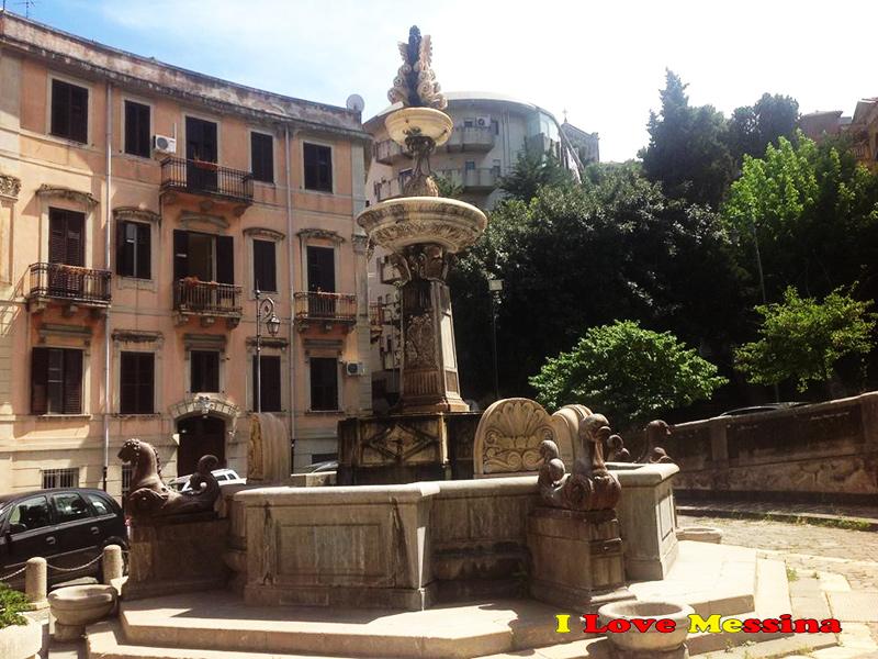 La fontana Falconieri