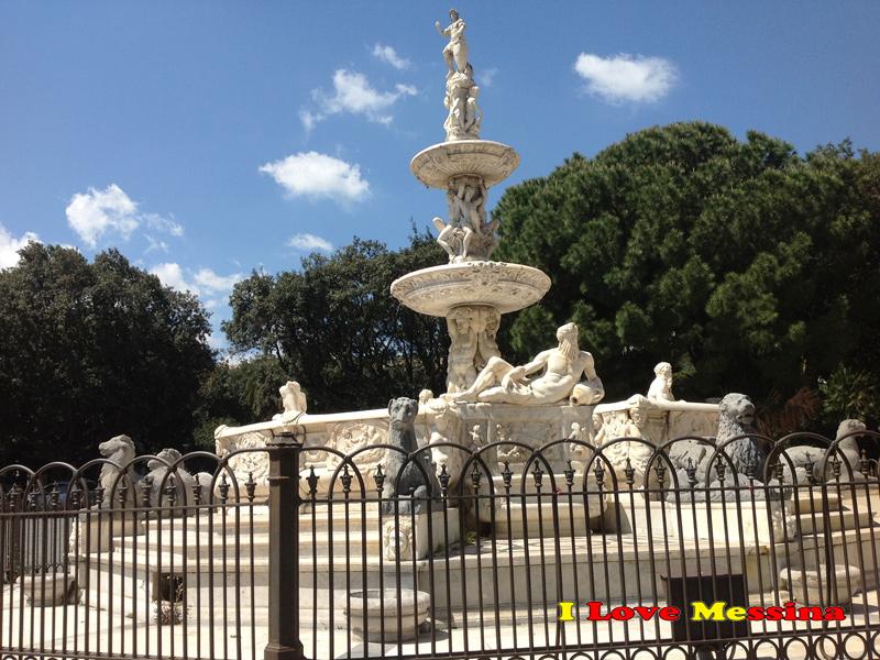 La fontana di Orione