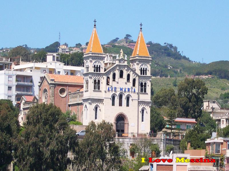 Il Santuario di Montalto